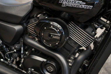 Harley Davidson Street 750 Engine
