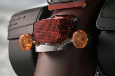 Harley Davidson Heritage Classic Tail Light