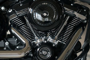Harley Davidson Heritage Classic Engine