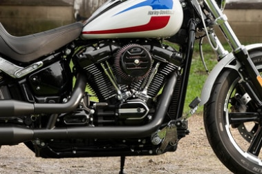 Harley Davidson Low Rider Engine