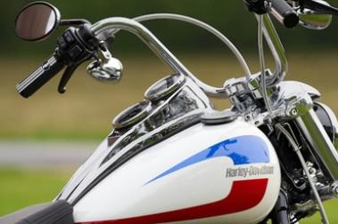 Harley Davidson Low Rider Fuel Tank