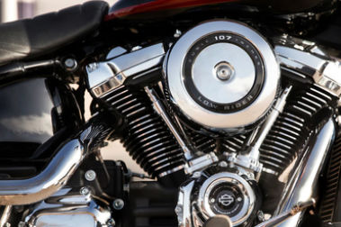 Harley Davidson Low Rider Engine