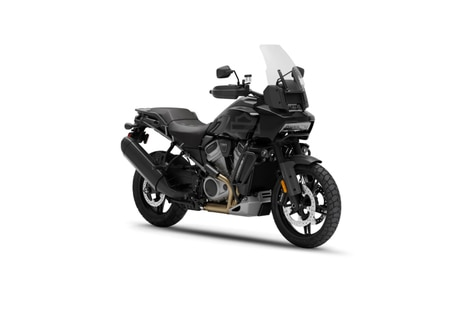 Harley Davidson Pan America 1250 Vivid Black