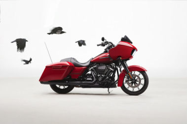 Harley Davidson Road Glide Special Right Side View