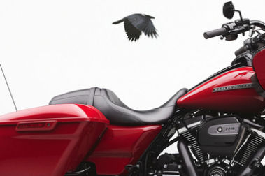 Harley Davidson Road Glide Special Seat