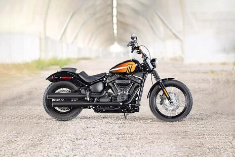 Harley Davidson Street Bob STD