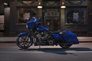 Harley Davidson Street Glide Special Left Side View