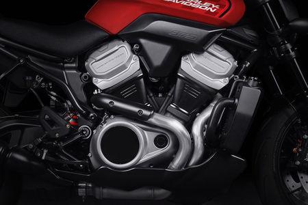 हार्ले डेविडसन Bronx इंजन