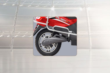 Hero Electric Flash LA Rear Tyre View