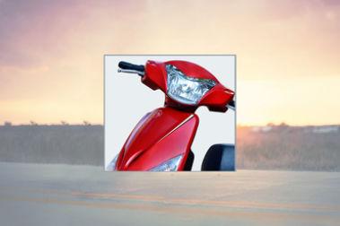 Hero Electric Optima HS500 ER Head Light