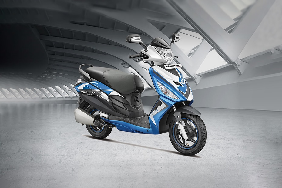 Hero Maestro Edge Specifications, Features, Mileage, Weight, Tyre Size