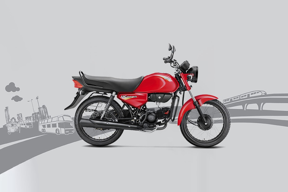 Hero HF Dawn (2018-2019) Right Side View