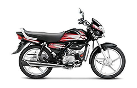 hero hf deluxe spoke kick start on