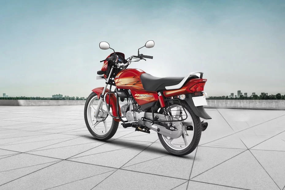 Hero HF Deluxe Price, Mileage, Images, Colours, Specs, Reviews