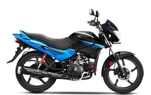 Hero Motocorp Glamour-Drum