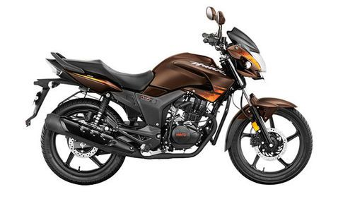 Used Hero Hunk Bikes in Noida