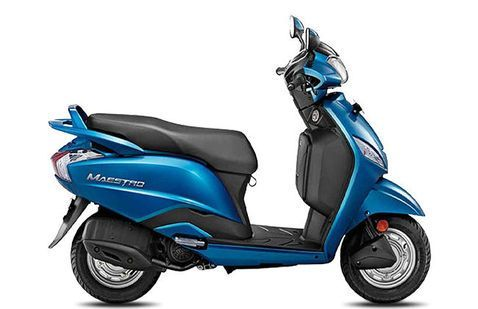 Used Hero Maestro Scooters in Kanpur