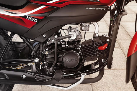 Hero Passion Pro Engine