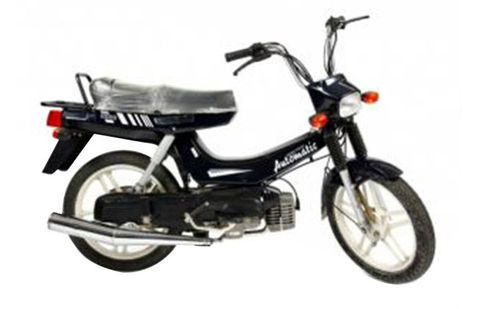 Hero MotoCorp Puch