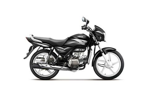 Hero Splendor Pro Black Monotone