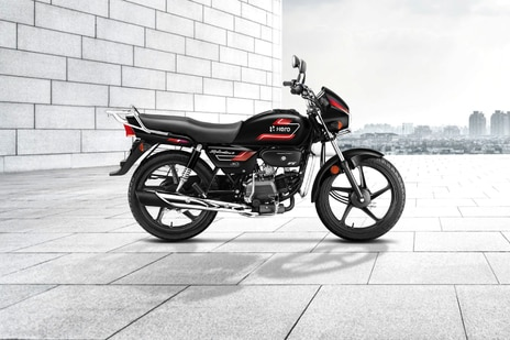 Used Hero Splendor Plus Bikes in Faridabad