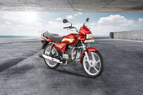 Hero Splendor Plus Self Alloy