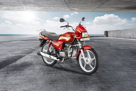Hero Splendor Plus IBS i3S