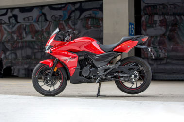 Hero Xtreme 200S Left Side View