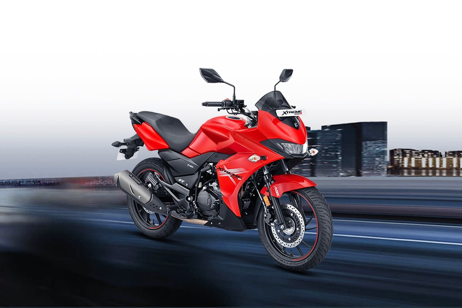 Hero Xtreme 200S Right Side View