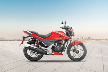 Hero Xtreme Sports Right Side View