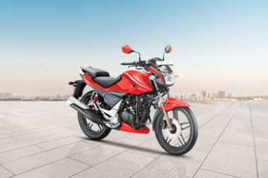 Hero Xtreme Sports Front Right View