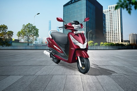 Used Hero Destini 125 Scooters in Ghaziabad