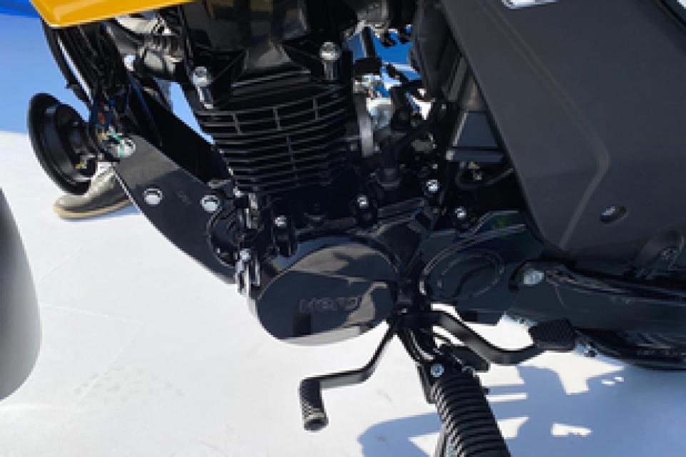 Hero Passion Pro 110 Engine