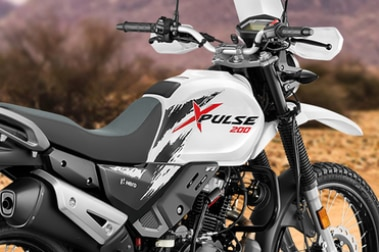 Hero XPulse 200 Fuel Tank