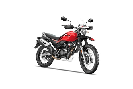 Hero XPulse 200 Sports Red