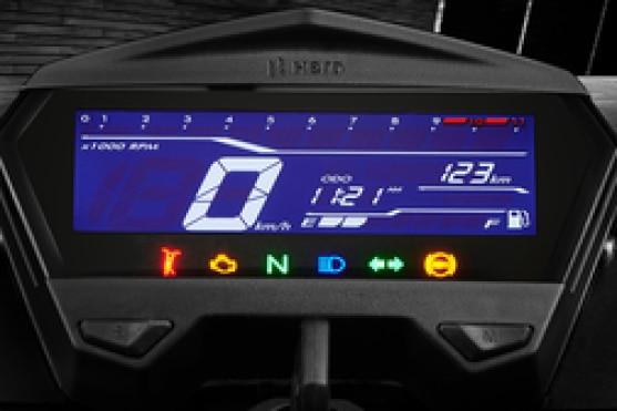 Hero Xtreme 160R Speedometer