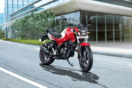 Hero Xtreme 160R 100 Million Limited Edition