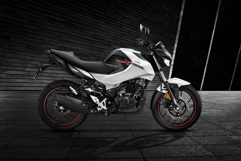 हीरो Xtreme 160R Front View
