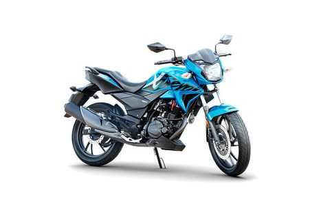 Hero Xtreme 200R Techno Blue