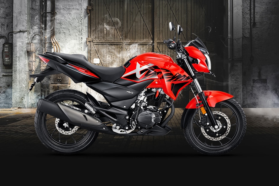 Hero Xtreme 200R Right Side View
