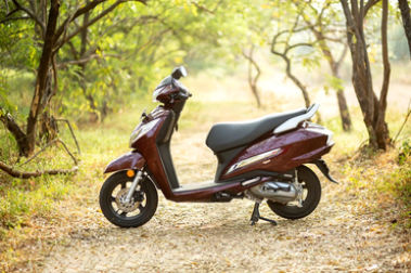 Honda Activa 125 Left Side View