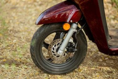 2019 Honda Activa 125 BS6 Front Tyre View