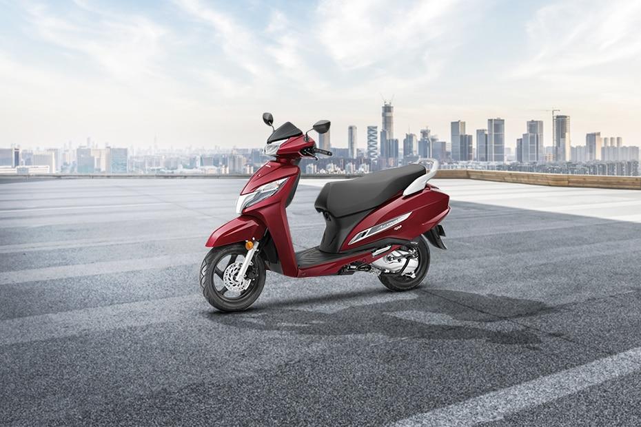 2019 Honda Activa 125 Alloy