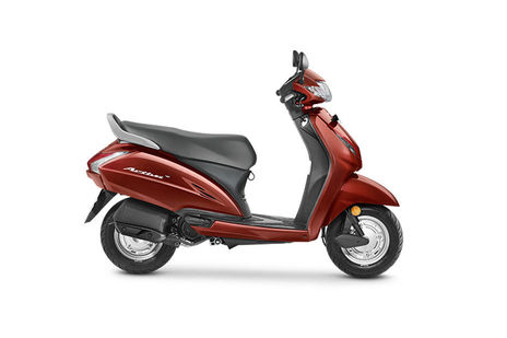Used Honda Activa 4G Scooters in Ahmedabad