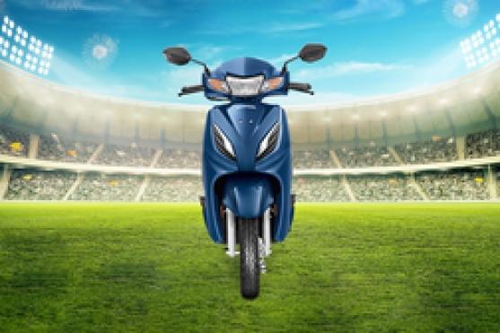 Honda Activa 6G Front View