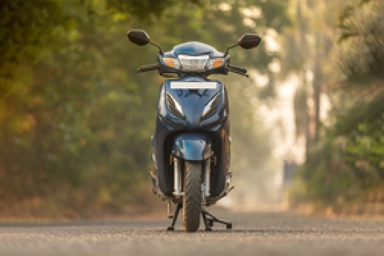 Honda Activa 6G Front View