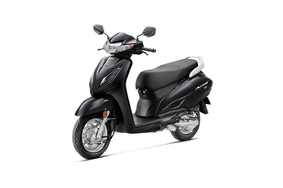 Honda Activa 6G Black