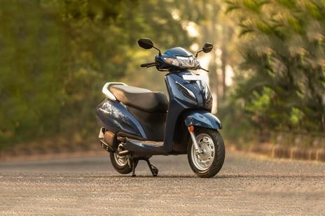 Honda Activa 6G DLX