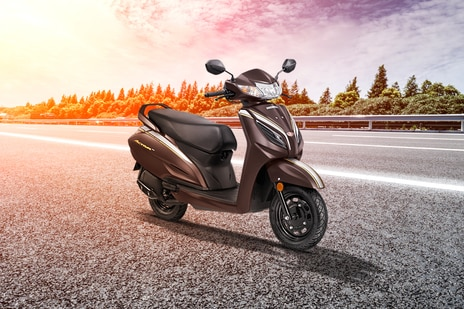 Honda Activa 6G 20th Year Anniversary Edition STD
