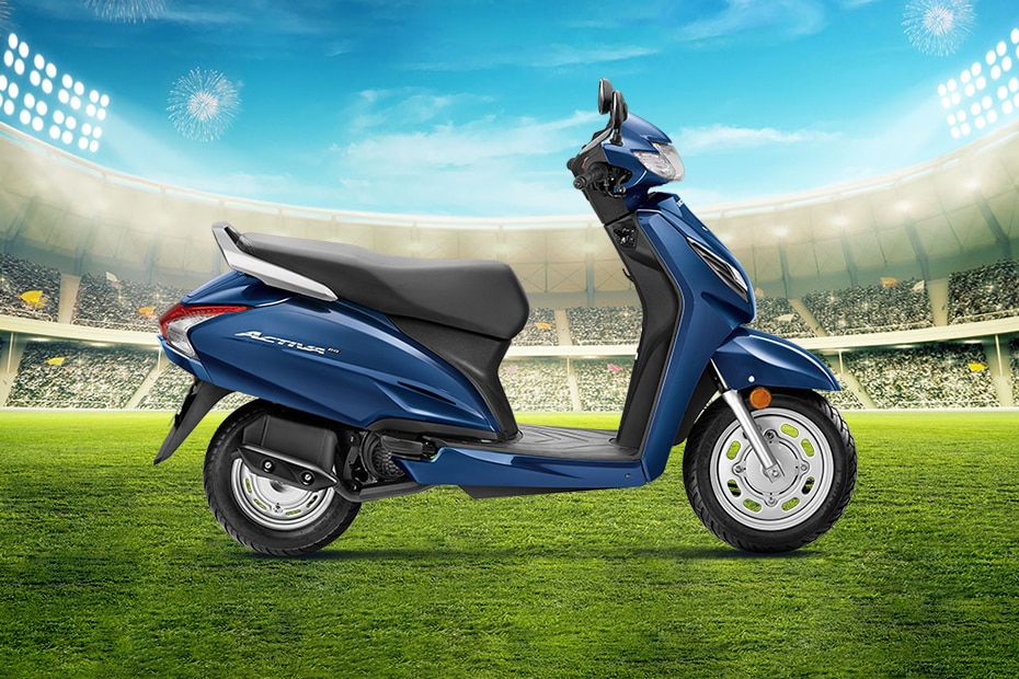 Honda Activa 6G Right Side View